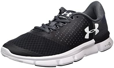Under Armour Women's Speed Swift 2, Black (001)/Rhino Gray, ...