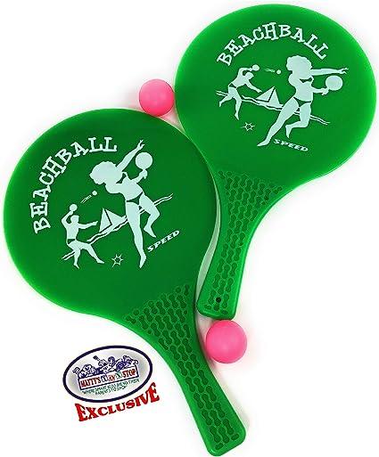 Amazon.com: Mattys Toy Stop - Juego de bolas de plástico ...