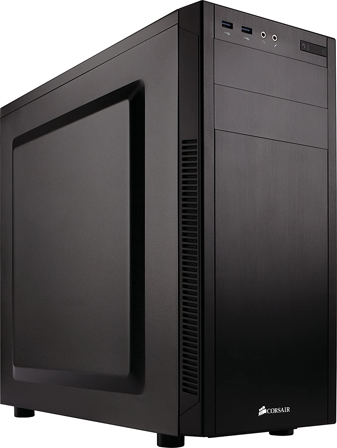 Corsair CC-9011077-WW Carbide Series 100R Silent Edition Quiet Mid Tower Case