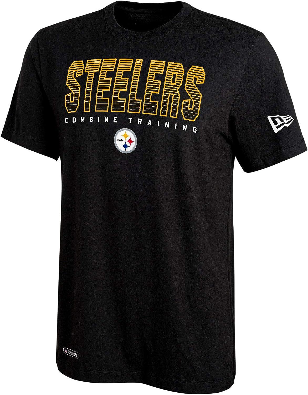 New Era NFL Mens Team Pride Dri-Tek Short Sleeve T-Shirt