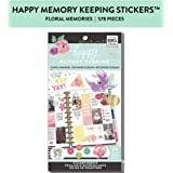 Me & My BIG ideas The Happy Planner Value Pack Floral 578 Stickers