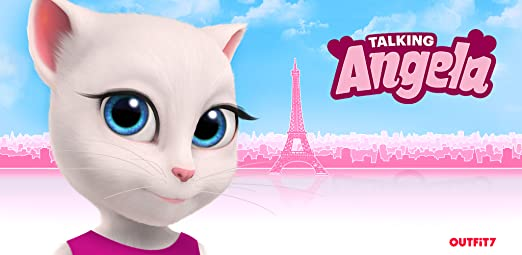 Amazon com: Talking Angela: Appstore for Android