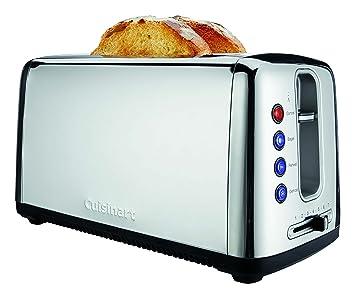 Amazon.com: Cuisinart The Bakery - Tostadora de pan ...