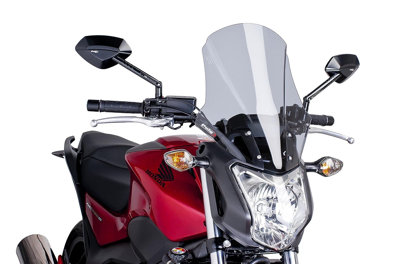 Bulle touring Puig Honda NC 700 S 2012-2015 fum/é 30/% Pare brise