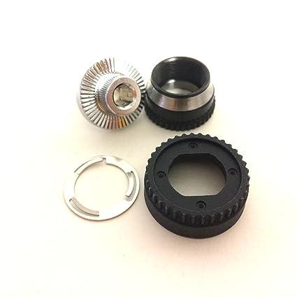 Y49398050 Shimano Ultegra 6800 11-Speed WH-6800-R Left Hand Lock Nut Bolt Unit