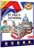 Cheatwell Games St Paul's Cathedral Build Your Own Giant 3D Kit
