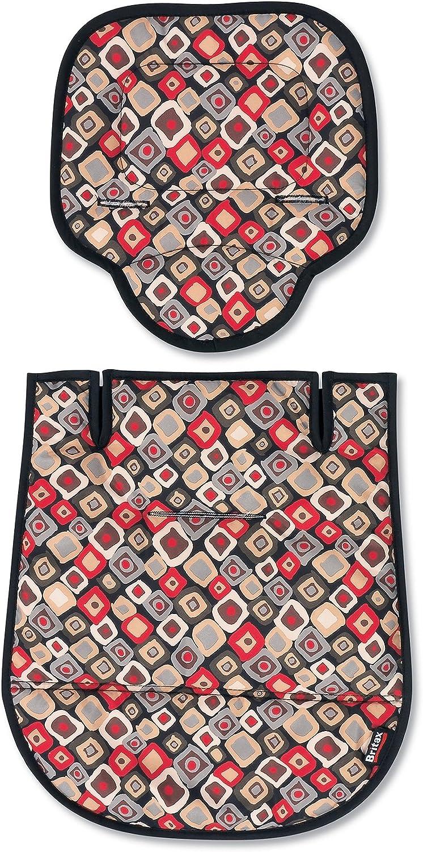 Fashion Britax B-agile rosa Kit, Redwood by Britax (English manual)