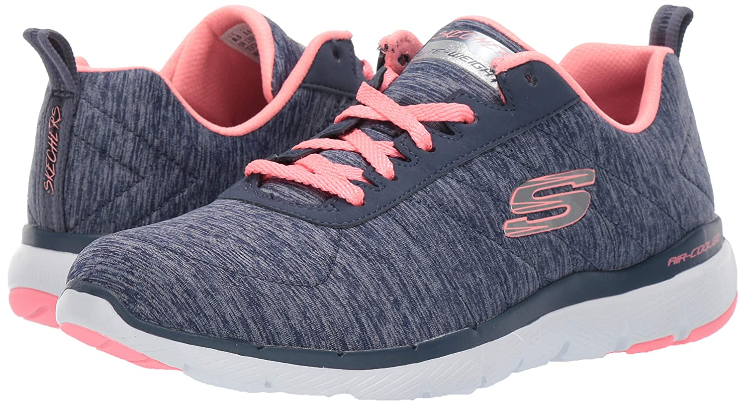 Skechers Damen Flex Appeal 3.0-insiders Turnschuhe    55debd