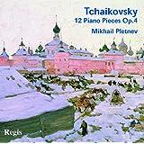 Tchaikovski : 12 pièces op. 40. Pletnev.