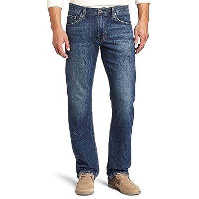 AG Adriano Goldschmied Men's The Protégé Straight-Leg Jean in Tate