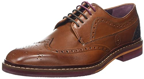 97ddf911d4ec80 TED BAKER MENS GOURDON DERBY SHOES  Amazon.co.uk  Shoes   Bags