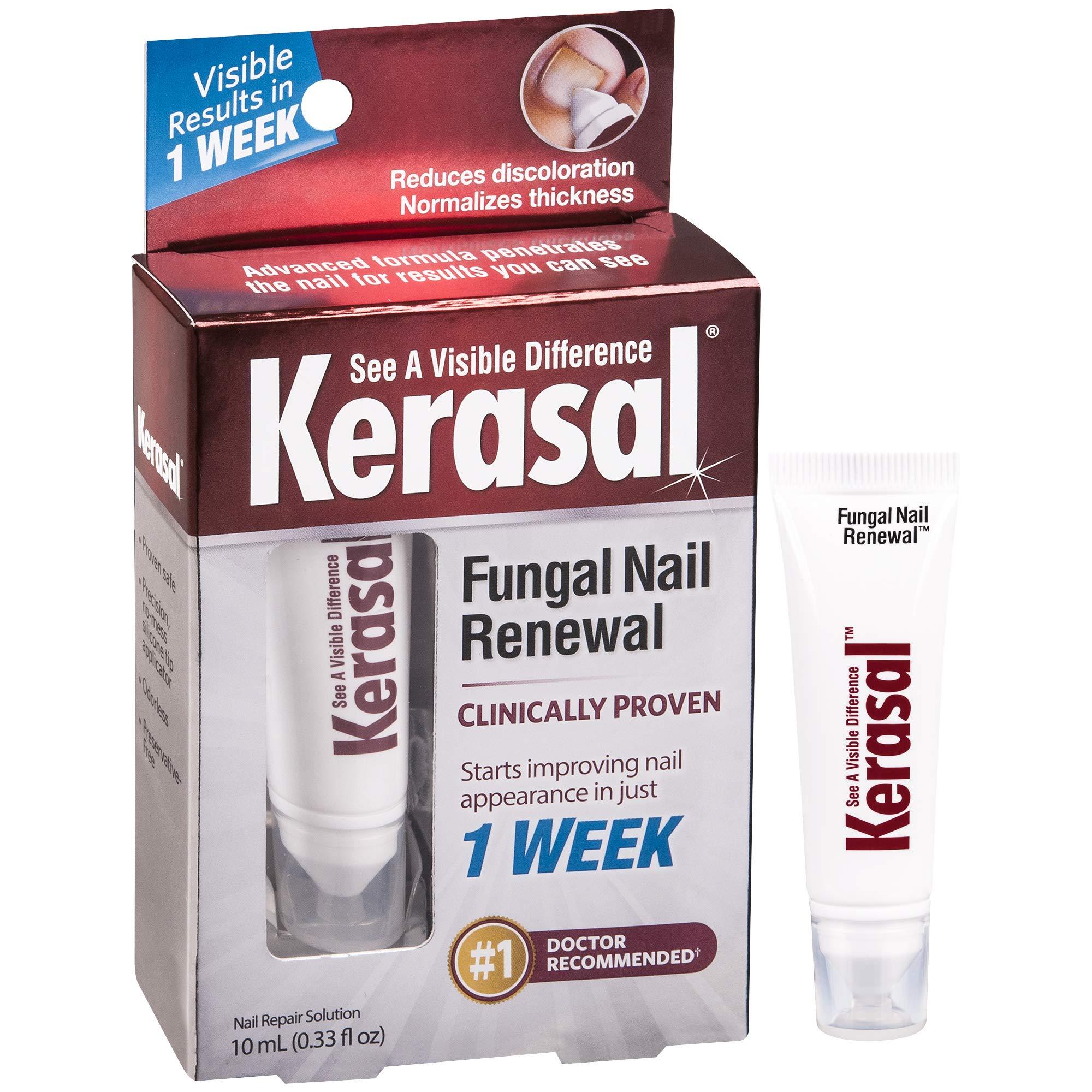 Kerasal Fungal Nail Renewal - Visible results start in just 1 week, 10ml by Kerasal