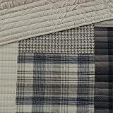 Woolrich Winter Hills Quilt Mini Set Tan Full/Queen