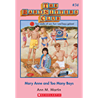 The Baby-Sitters Club #34: Mary Anne and Too Many Boys (Baby-sitters Club (1986-1999))