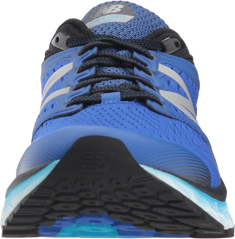 New Balance 1080v8, Zapatillas de Running para Hombre, Azul (Pacific/Black/Maldives Blue Pacific/Black/Maldives Blue), 40 EU: Amazon.es: Zapatos y complementos