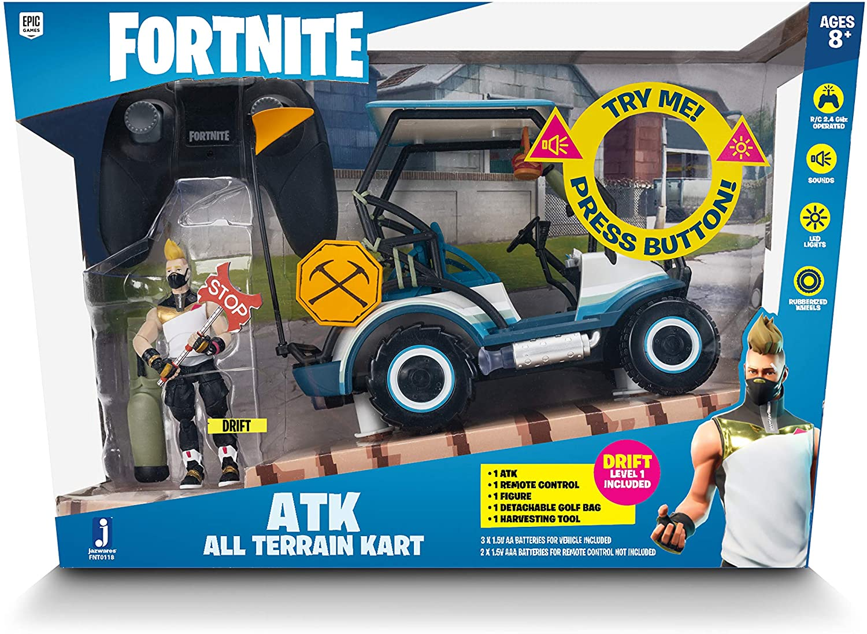 FNT - Deluxe Feature Vehicle (ATK) (Toy Partner FNT0118): Amazon.es: Juguetes y juegos