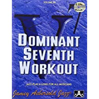 Aebersold 84 DOMINANT SEVENTH WORKOUT + 2CDs