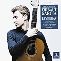 Leyendas - Works for Solo Guitar - Albéniz, Rodrogo, De Falla, Piazzolla, Tarrega, Manjón
