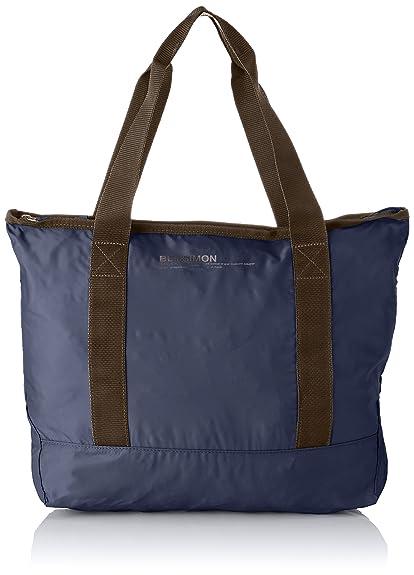 65f72f3ef5 Bensimon femme Zipped Tote Sac porte main Bleu (Marine): Amazon.fr:  Chaussures et Sacs