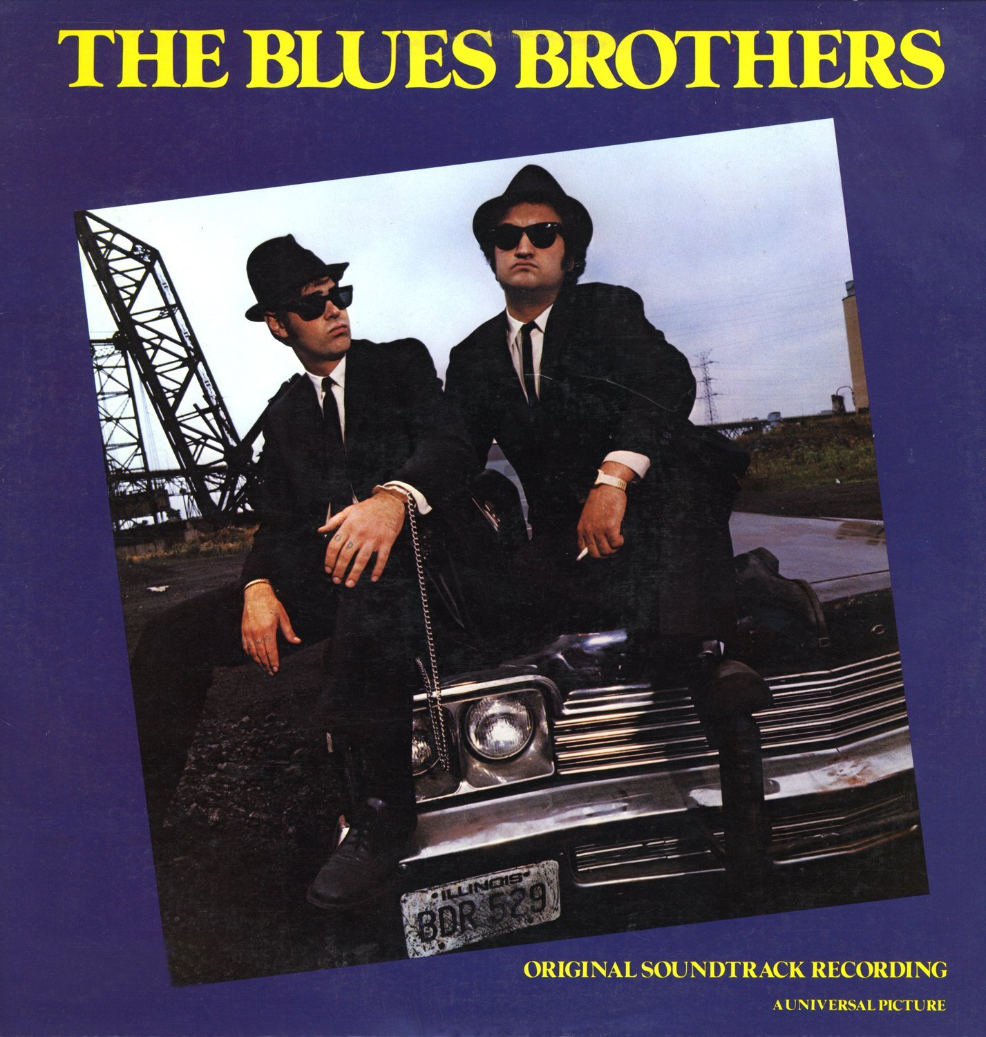 The Blues Brothers The Blue Brothers Original Soundtrack Recording Amazon Com Music
