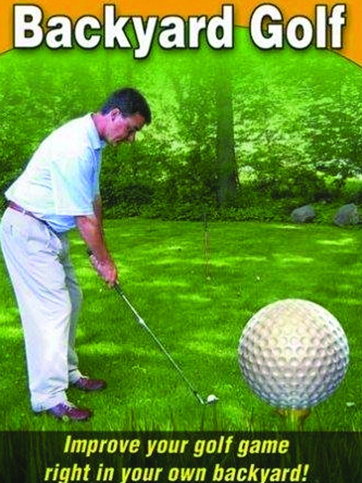 amazon com backyard golf marty schupak videosforcoaches com