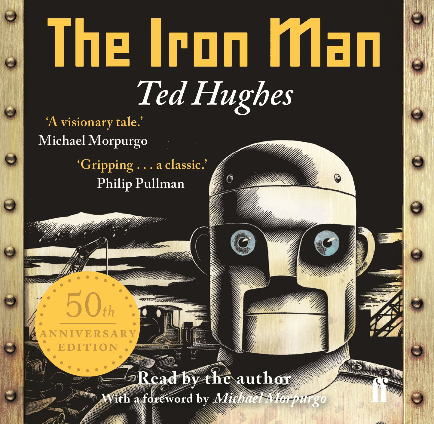 Image result for the iron man ted hughes