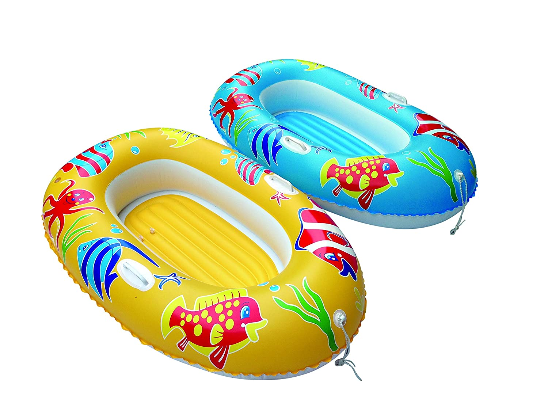 BTX s.r.l. (BTX)) - Fish Boat 137cm BL409, Mehrfarbig, 123