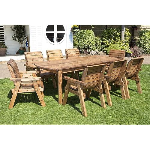 Solid Wood Garden Furniture: Amazon.co.uk