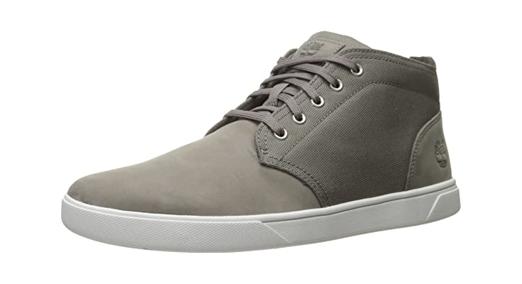 Timberland Men's Groveton LTT Chukka Leather & Fabric Sneaker Reviews