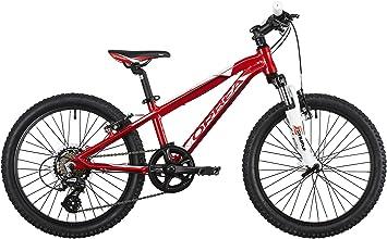 Bicicleta para niños ORBEA MX 20 XC rojo 2015: Amazon.es: Deportes y aire libre