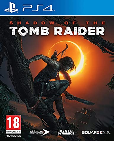 Todo para el streamer: Shadow Of The Tomb Raider - Standard Edition