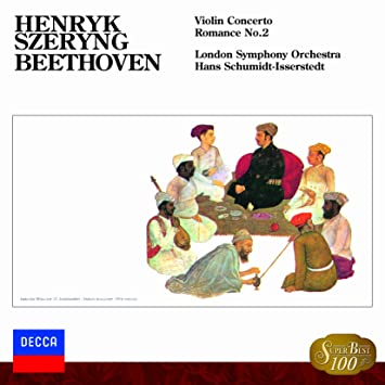 Beethoven:Concerto in d Major - Henryk Szeryng: Amazon.de: Musik