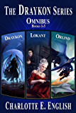 The Draykon Series 1-3: An Epic Fantasy Trilogy of Dragons