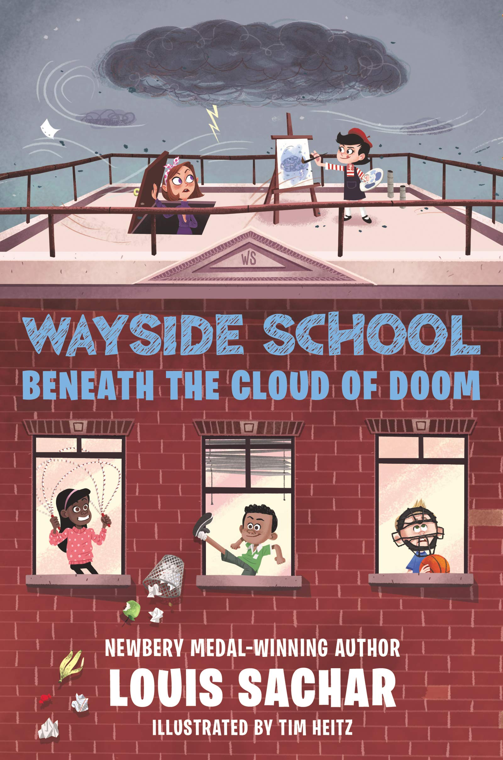 Image result for wayside school beneath the cloud of doom