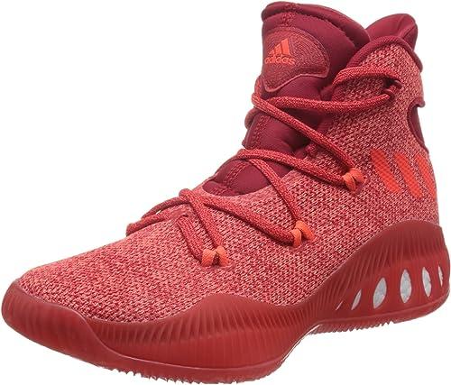 adidas Crazy Explosive J, Zapatillas de Baloncesto para Niños ...