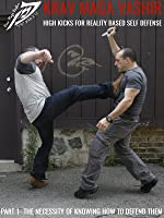 Krav Maga: High Kicks for Reality Based Self Defense (Part One: The Necessity of Knowing How to Defend Them)  [OV]
