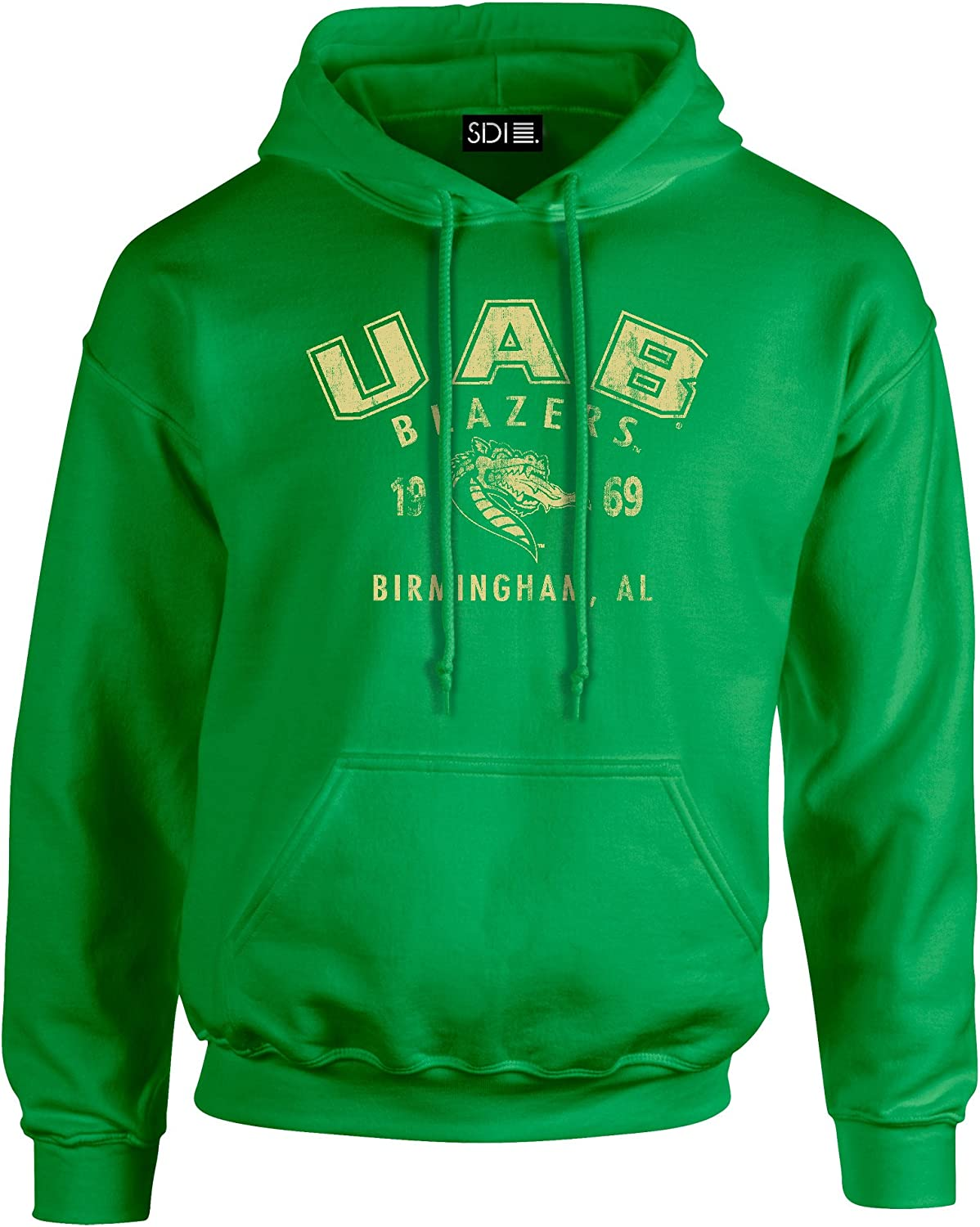 SDI NCAA unisex-adult Ncaa 50//50 Blended 8 Oz Crewneck Sweatshirt