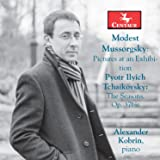 Mussorgsky: Pictures at an Exhibition - Tchaikovsky: The Seasons, Op. 37bis