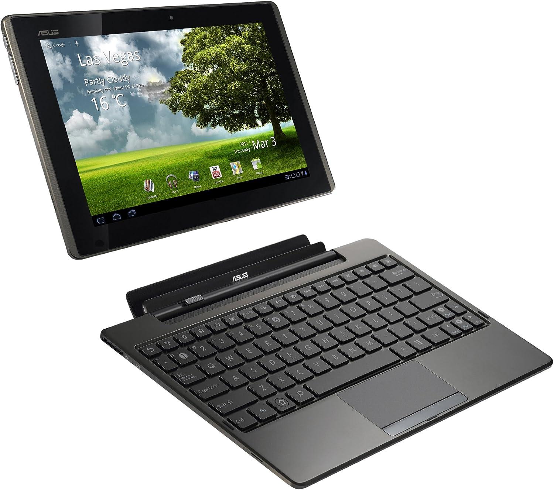 ASUS EEE Pad Transformer TF101 16GB Negro - Tablet (IEEE 802.11b, Android, Pizarra, Android, Negro, Polímero de Litio)