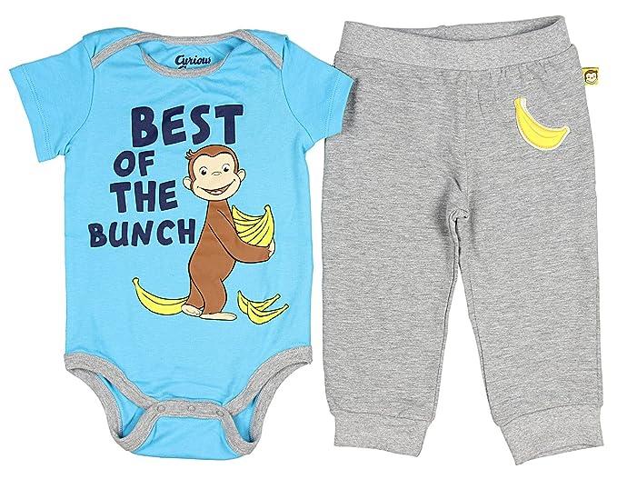 Amazon.com: Jorge el curioso bebé Boys lo mejor de El Ramo ...