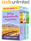 Betty Snickerdoodle Mysteries (Books 1-3) (A Betty Snickerdoodle Mystery)