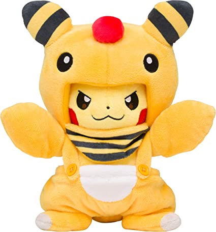Pokemon Center Original Plush Doll fit Ampharos