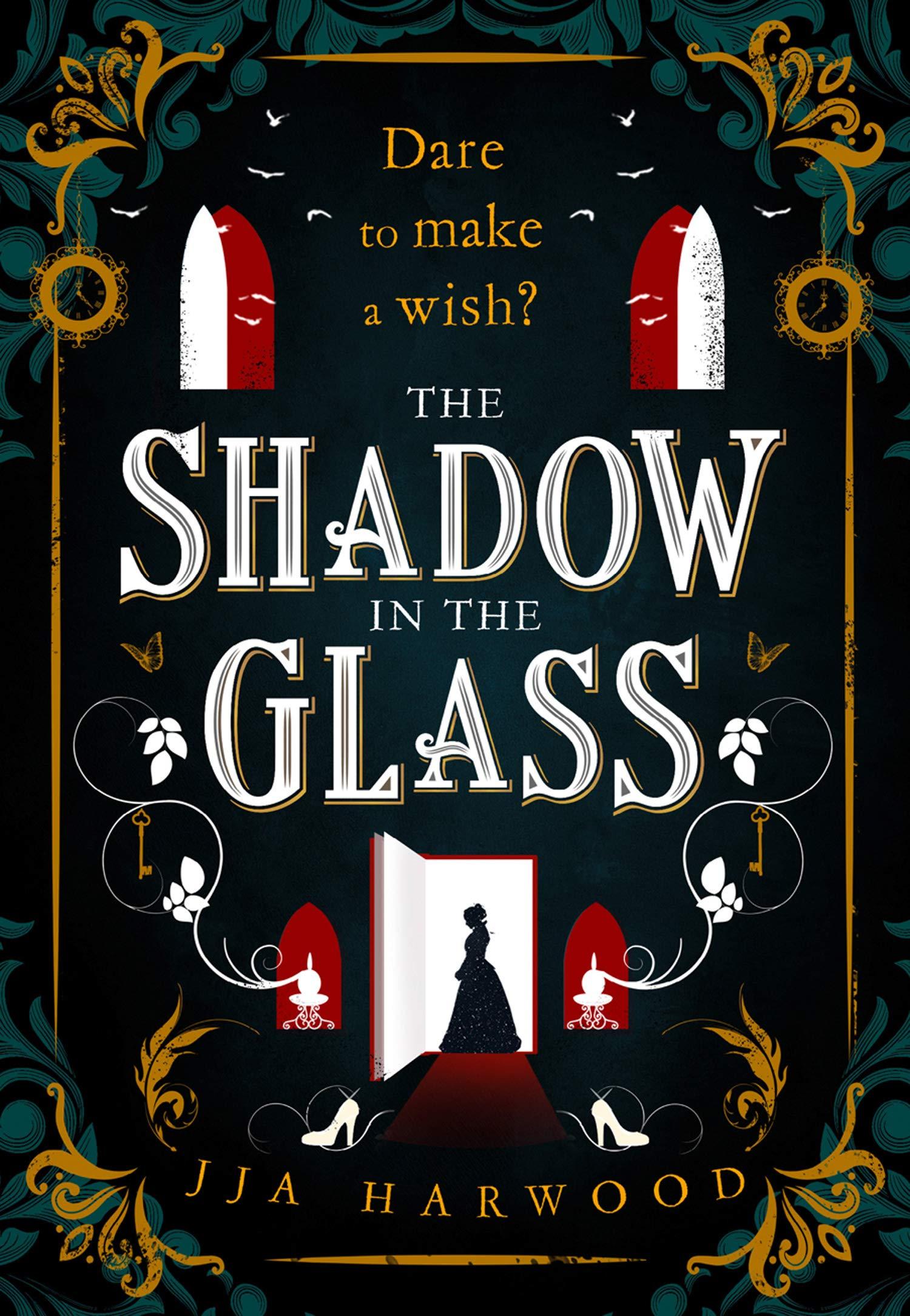 The Shadow in the Glass: Amazon.co.uk: Harwood, JJA: 9780008368098: Books