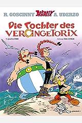 Asterix in German: Die Tochter des Vercingetorix Hardcover