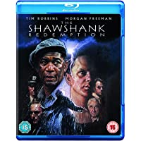 Shawshank Redemption [Edizione: Regno Unito] [Blu-ray]