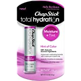 ChapStick Total Hydration Hello Bordeaux 0.12 oz (Pack of 2)