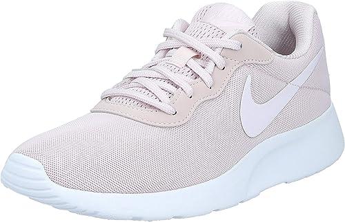 Nike Damen Tanjun Sneaker, Weiß