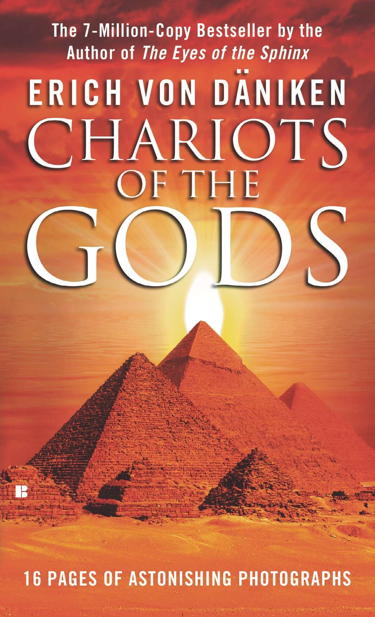 Chariots of the Gods: Erich Von Daniken: 9780425074817: Amazon.com: Books