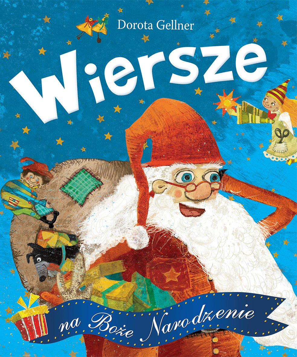 Wiersze Na Boze Narodzenie Gellner Dorota 9788328013292