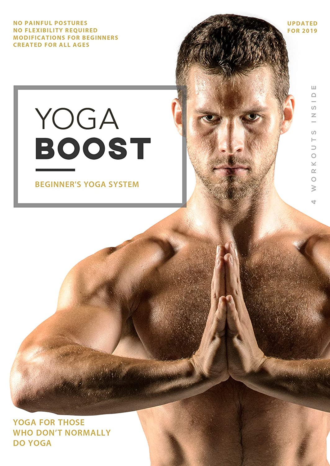 Amazon Com Yoga Boost Beginner S Yoga System For Men And Women Who Don T Normally Do Yoga With Modifications For The Inflexible Build Muscle Lose Weight Soothe Sore Muscles And Relieve Stress Movies